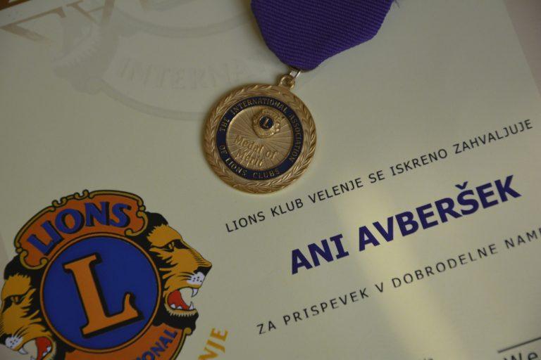 Medal of Merit (Lions Club)